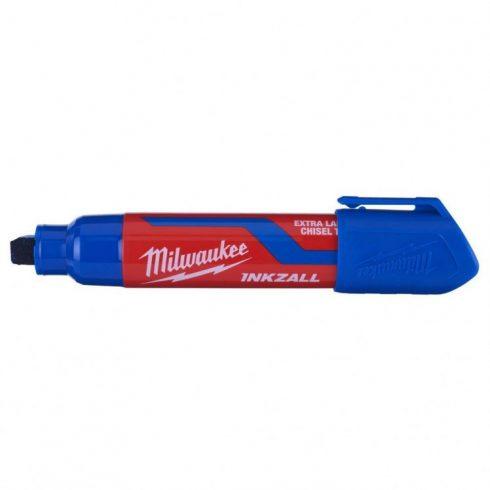 """MILWAUKEE Jelölő filc """"XL"""" vastag (kék, 1db)"""